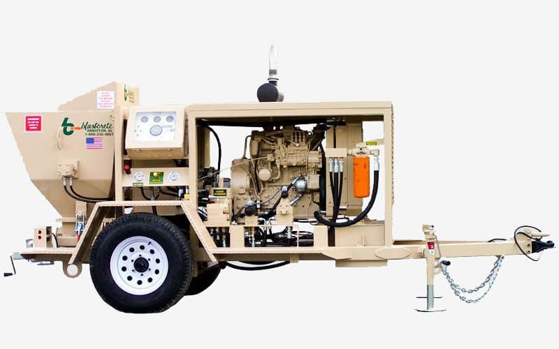 X-10 Shotcrete Pump | Blastcrete Equipment Company